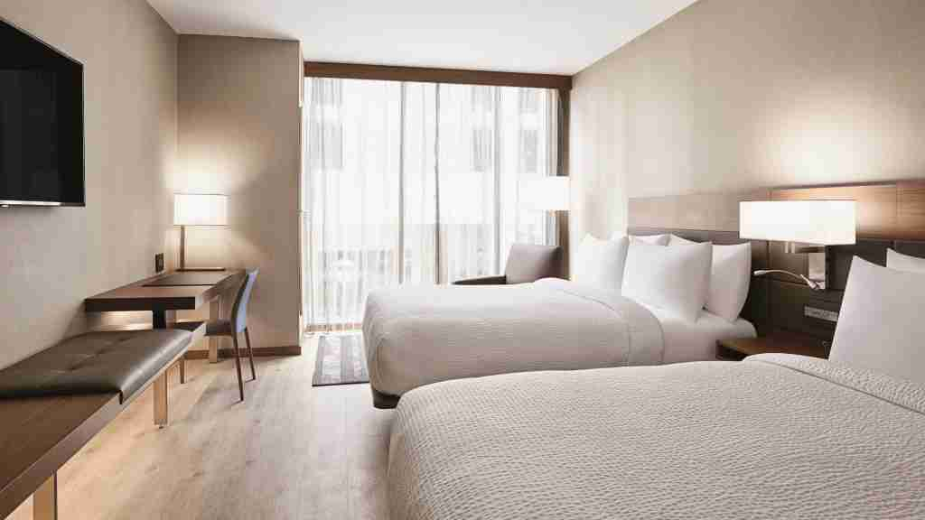AC Hotel New York Downtown (Photo courtesy of Marriott)