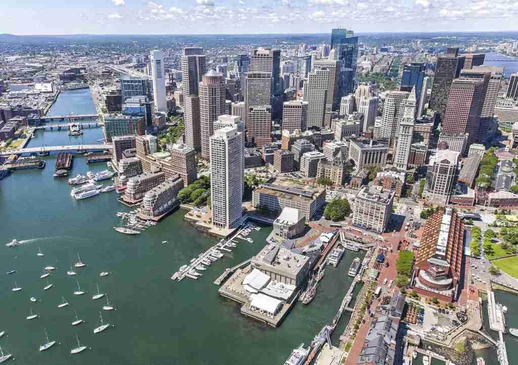 (Photo courtesy of The Boston Marriott Long Wharf)
