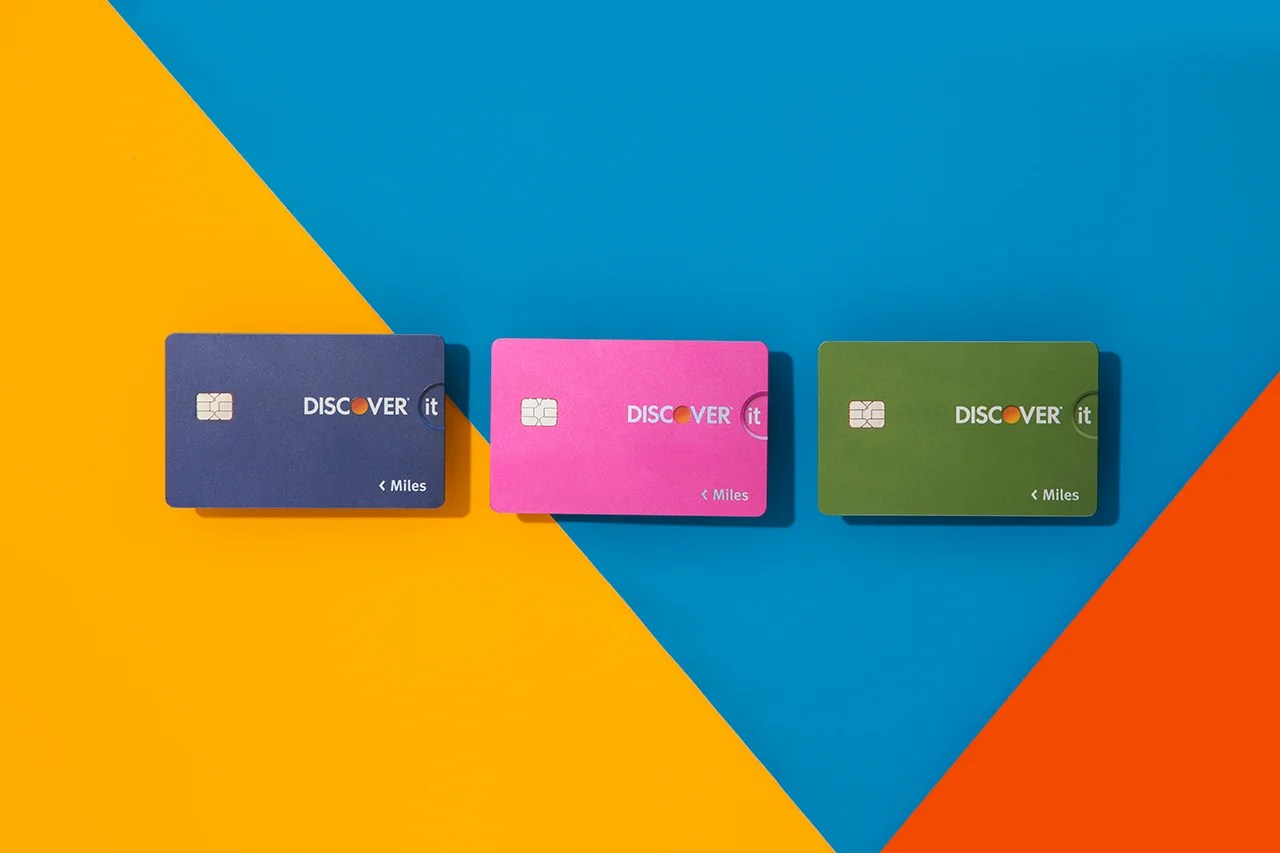 Your ultimate guide to Discover cards