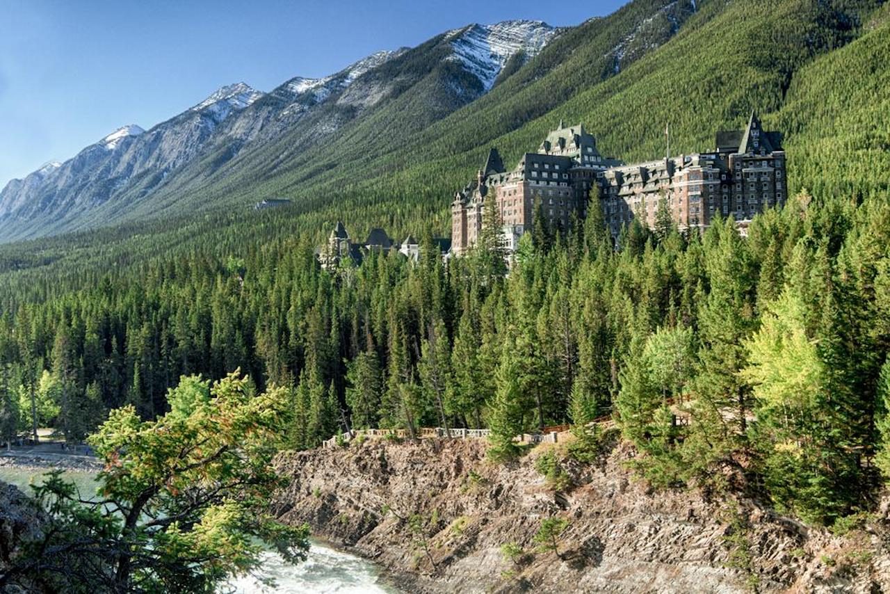 Fairmont Banff Springs, Canada. Photo courtesy of Fairmont Banff Springs.