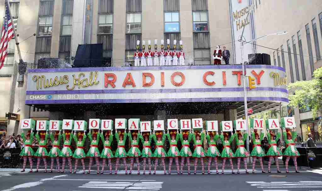 Radio City Christmas Spectacular Christmas