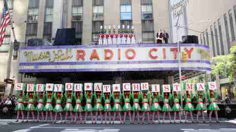 Radio City Christmas Spectacular Christmas