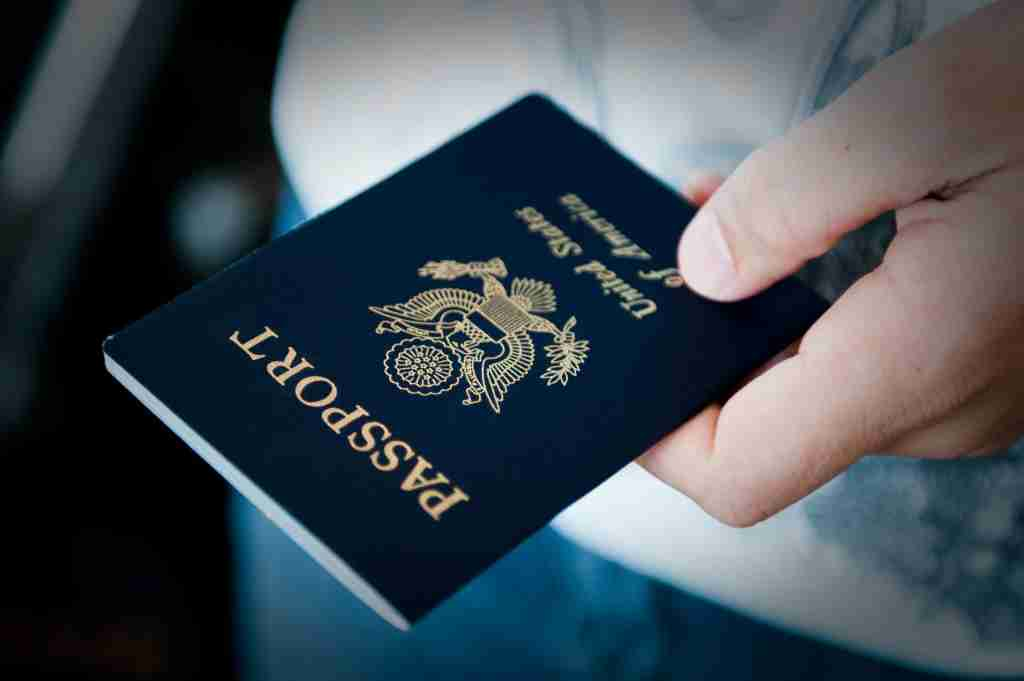 update your passport with your new name after you