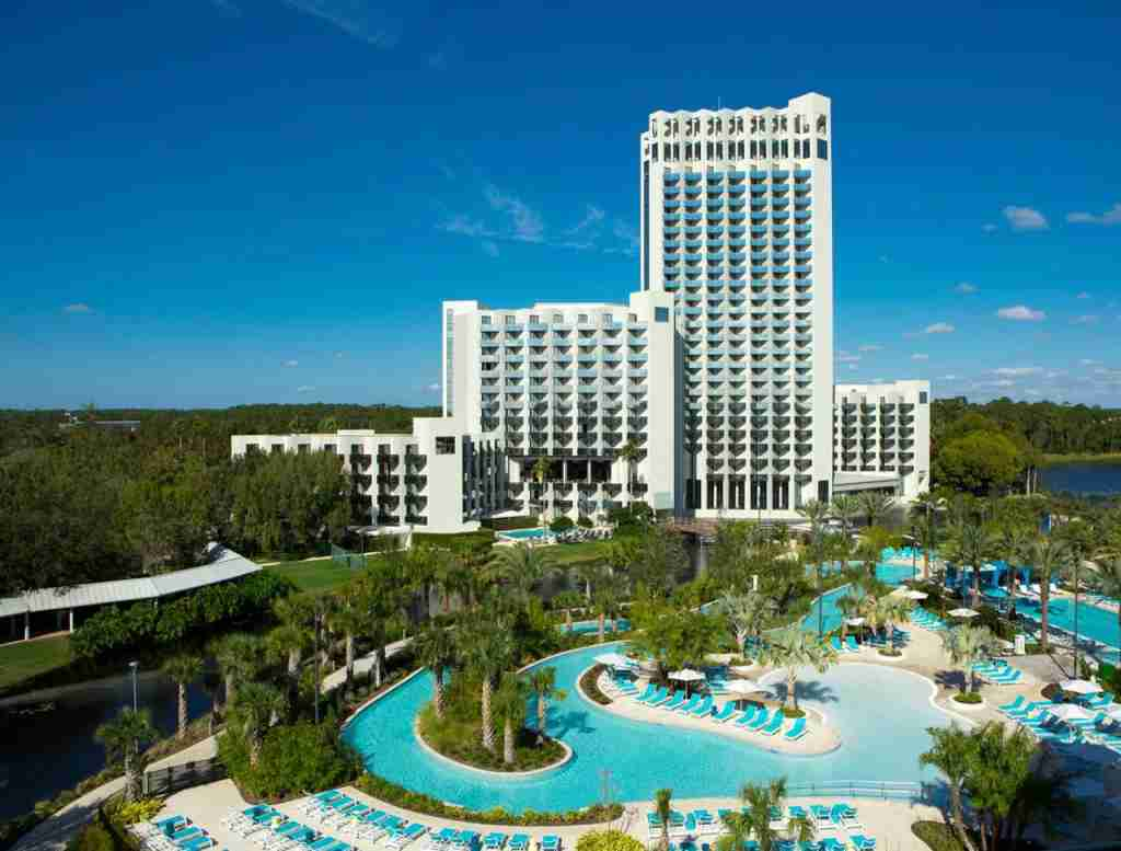 Photo courtesy of Hilton Orlando Buena Vista Palace