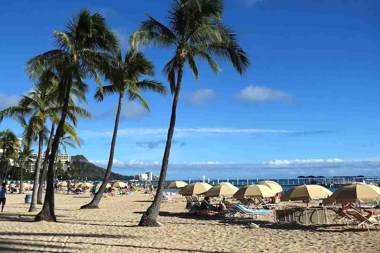 Some TPG readers thought Hilton Hawaiian Village in Waikiki had the best beach. (Photo by The Points Guy Staff).