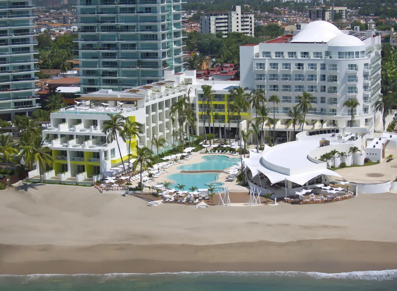 Hilton Puerto Vallarta Resort. Photo courtesy of Hilton Hotels.