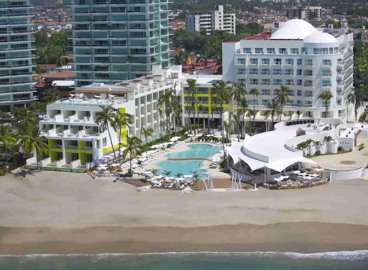Hilton Puerto Vallarta Resort. Photo courtesy of Hilton Hotels.