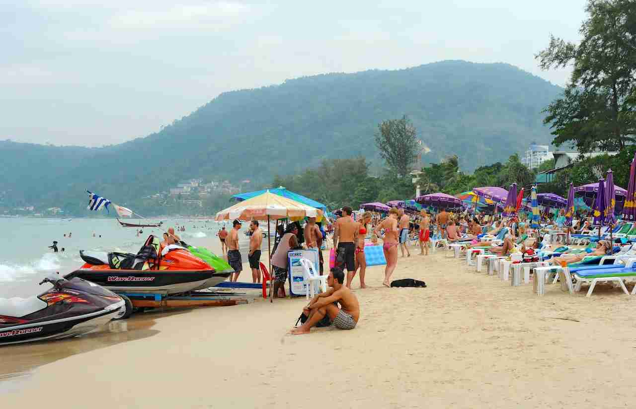 Patong Beach, Phuket, Thailand. Photo by hung Chung Chih/Shutterstock