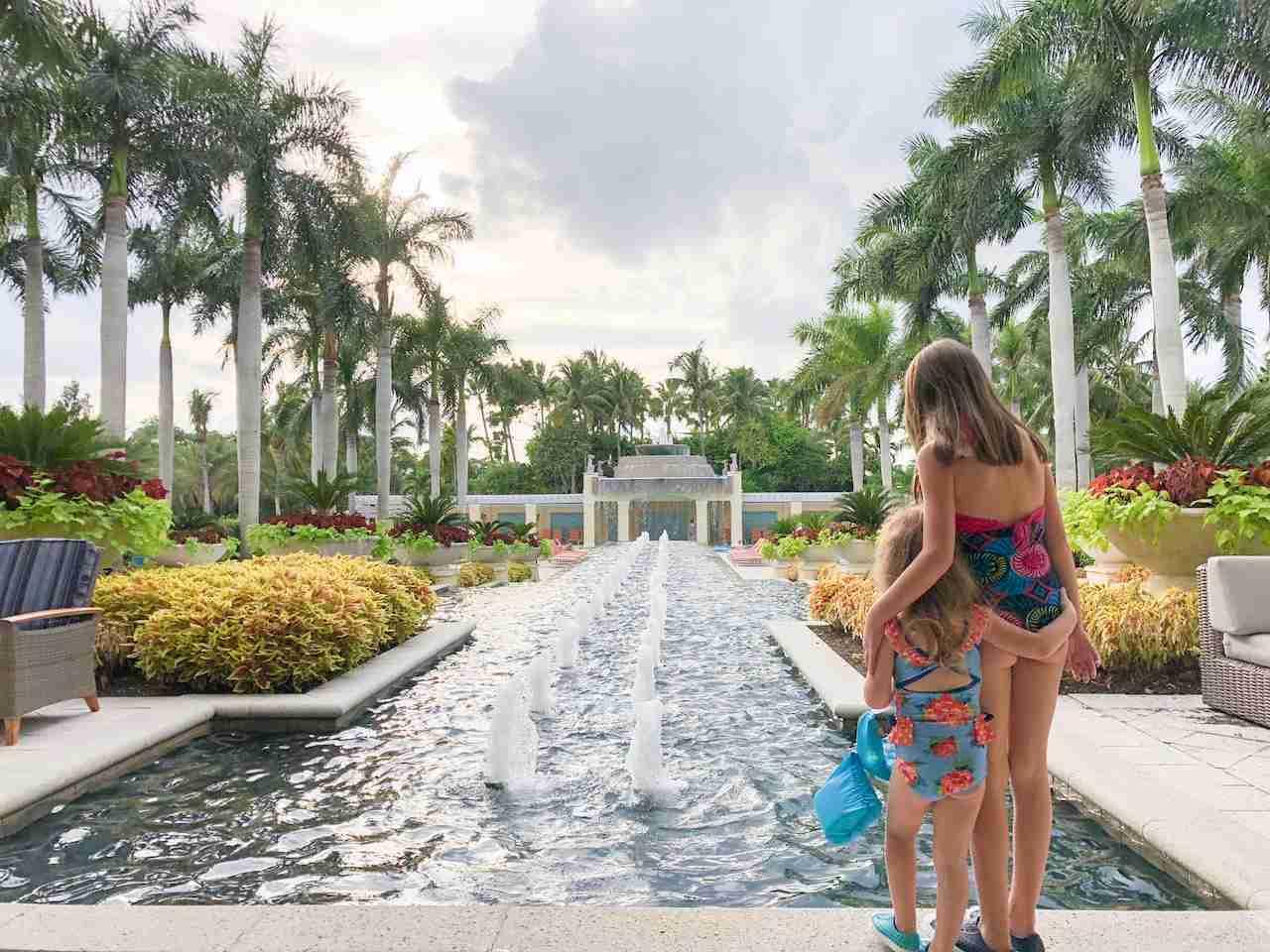 Hyatt Regency Coconut Point - a must-visit for our family