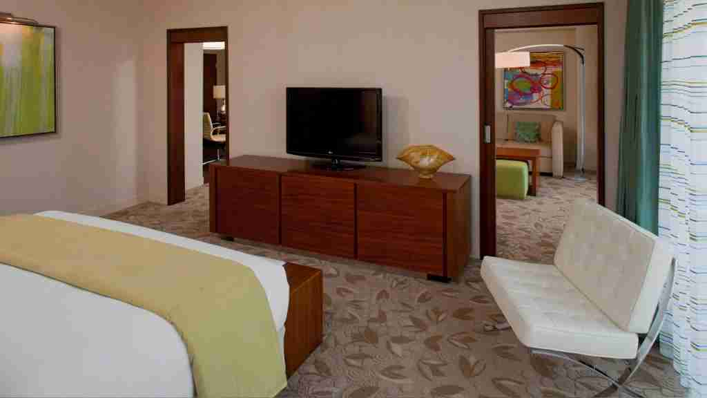 Hyatt Regency Grand Cypress Suite (Photo courtesy of hotel)