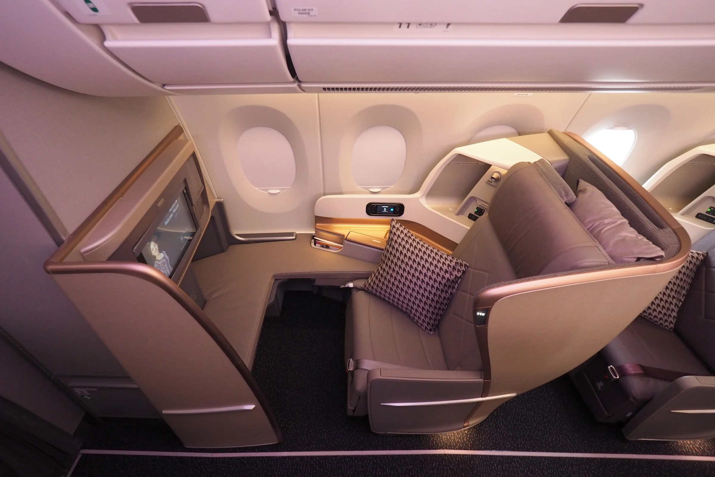 Deal Alert: Fly Singapore Business Class for Half the Usual Miles