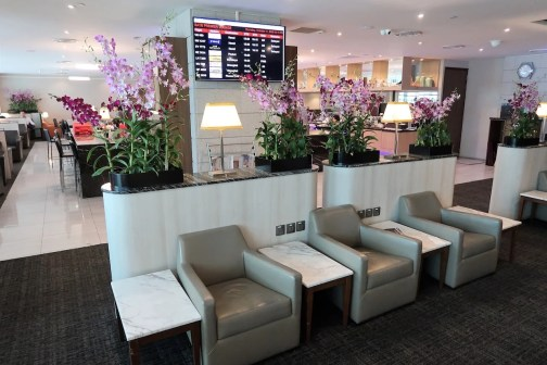 Enroll in Priority Pass lounge access - The Points Guy