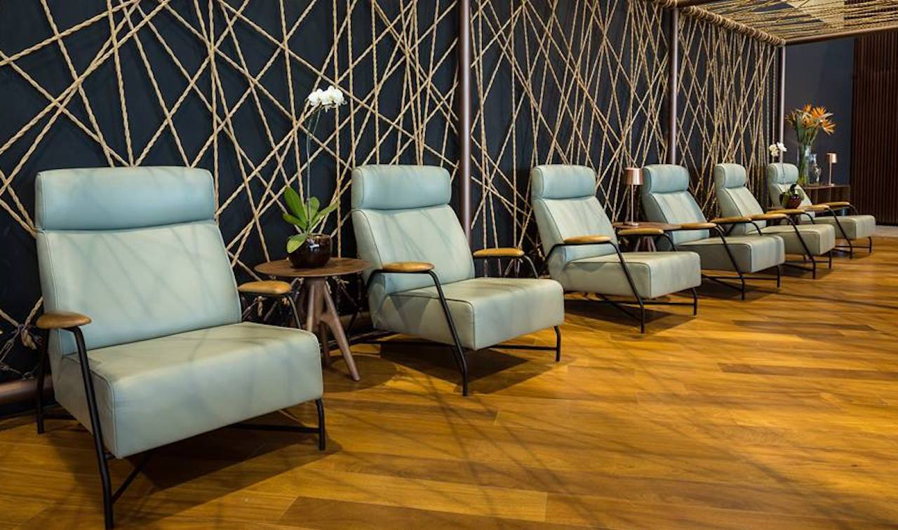 5x Lounge Chair : Of the best priority pass lounges around the world
