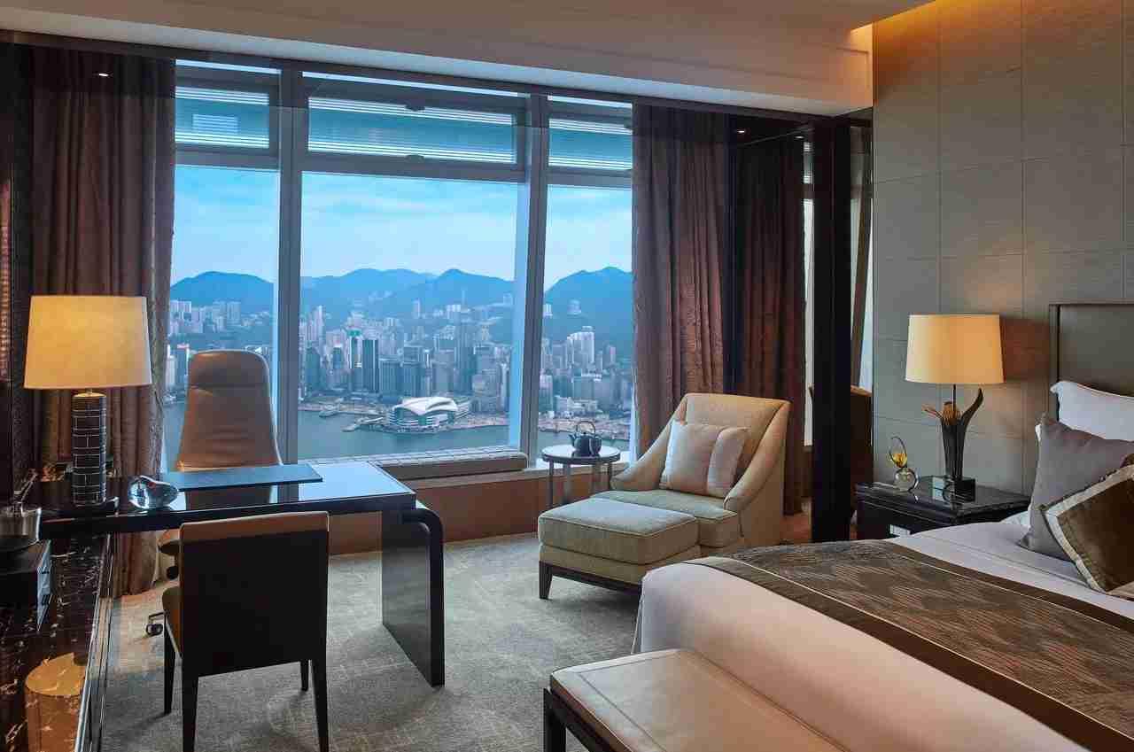 (Photo courtesy of The Ritz-Carlton Hong Kong)