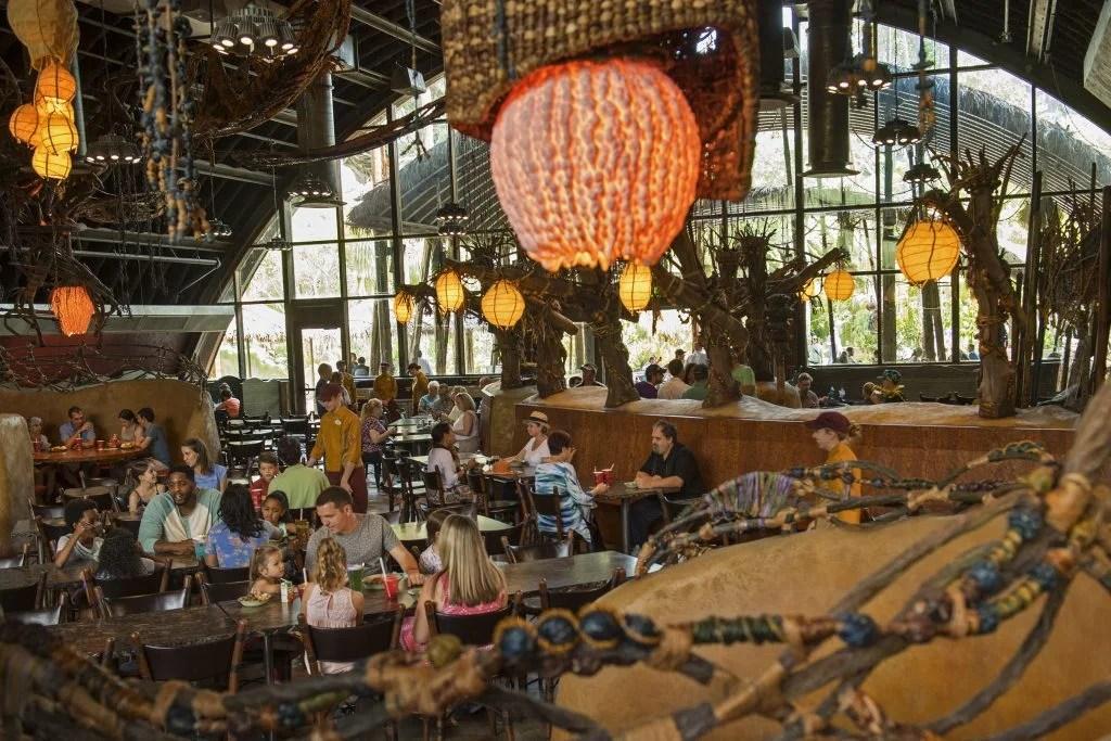 The Best Restaurants in Disney World in 2018