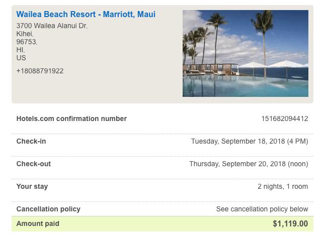 Review: Wailea Beach Resort by Marriott in Maui