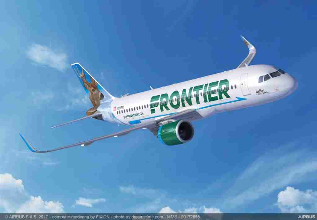 (Photo courtesy of Frontier)