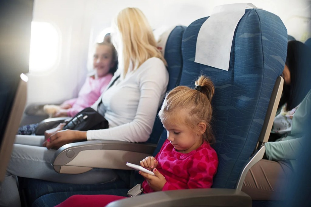 Are Airlines Purposely Splitting Up Families To Make More Money
