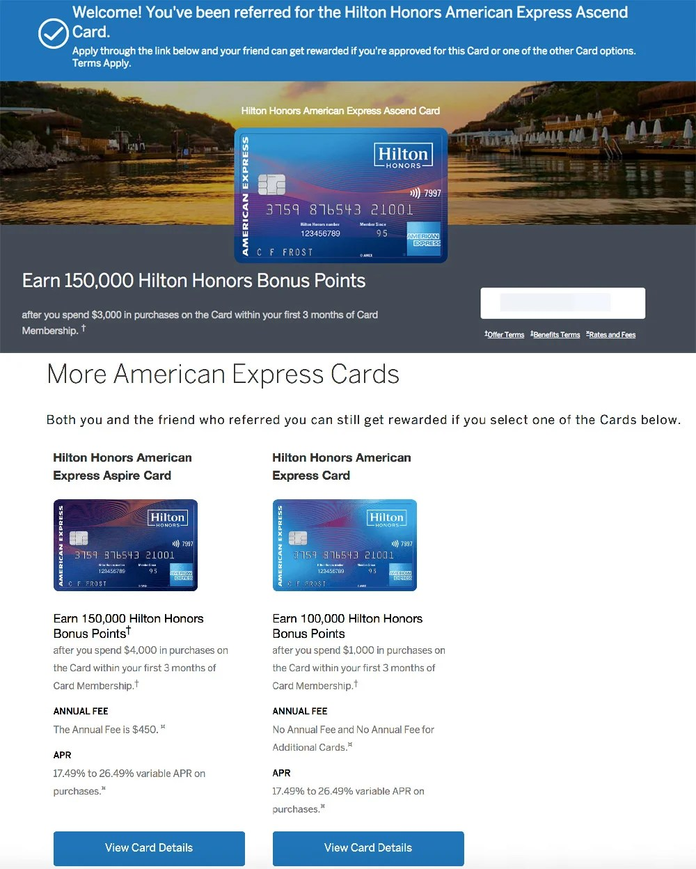 Amex Expands Refer-a-Friend Program, Increases Welcome