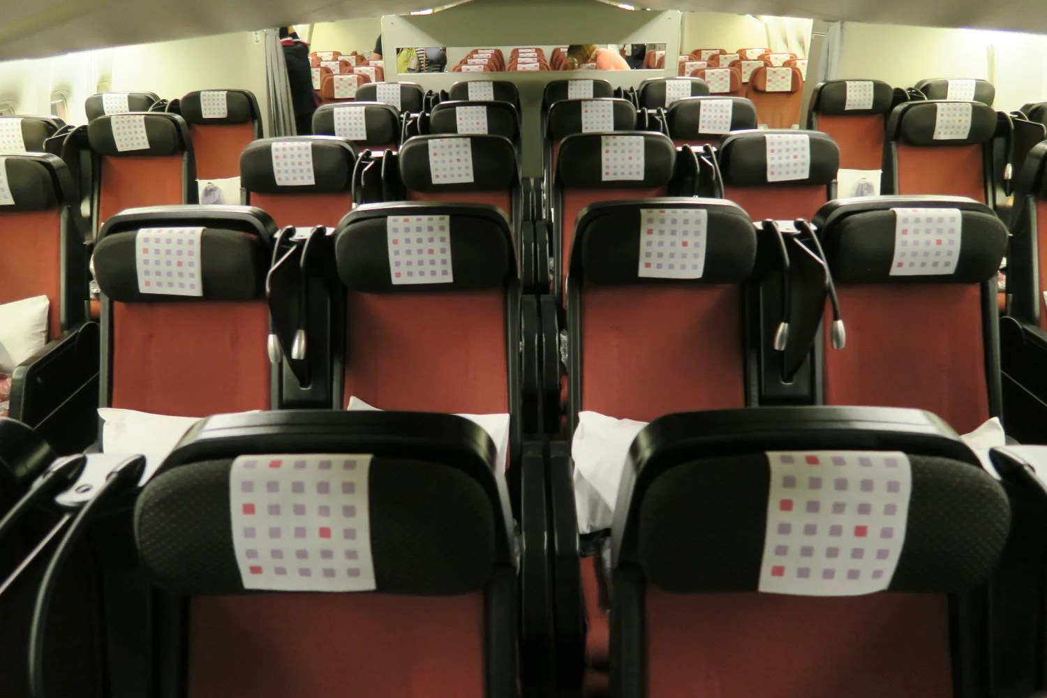 True to Its Name: Japan Airlines (777-300ER) in Premium Economy From Tokyo to New York