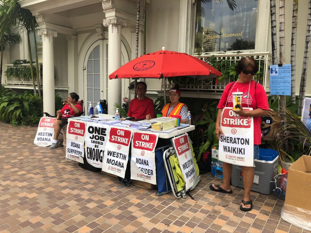 How the Marriott Strike Might Affect Families Traveling in Hawaii