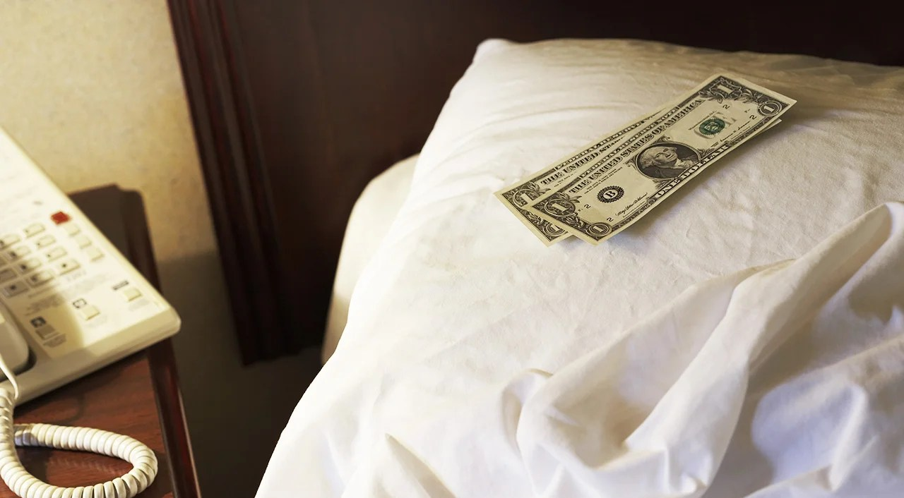 What Travelers Need to Know About Tipping Hotel Staff