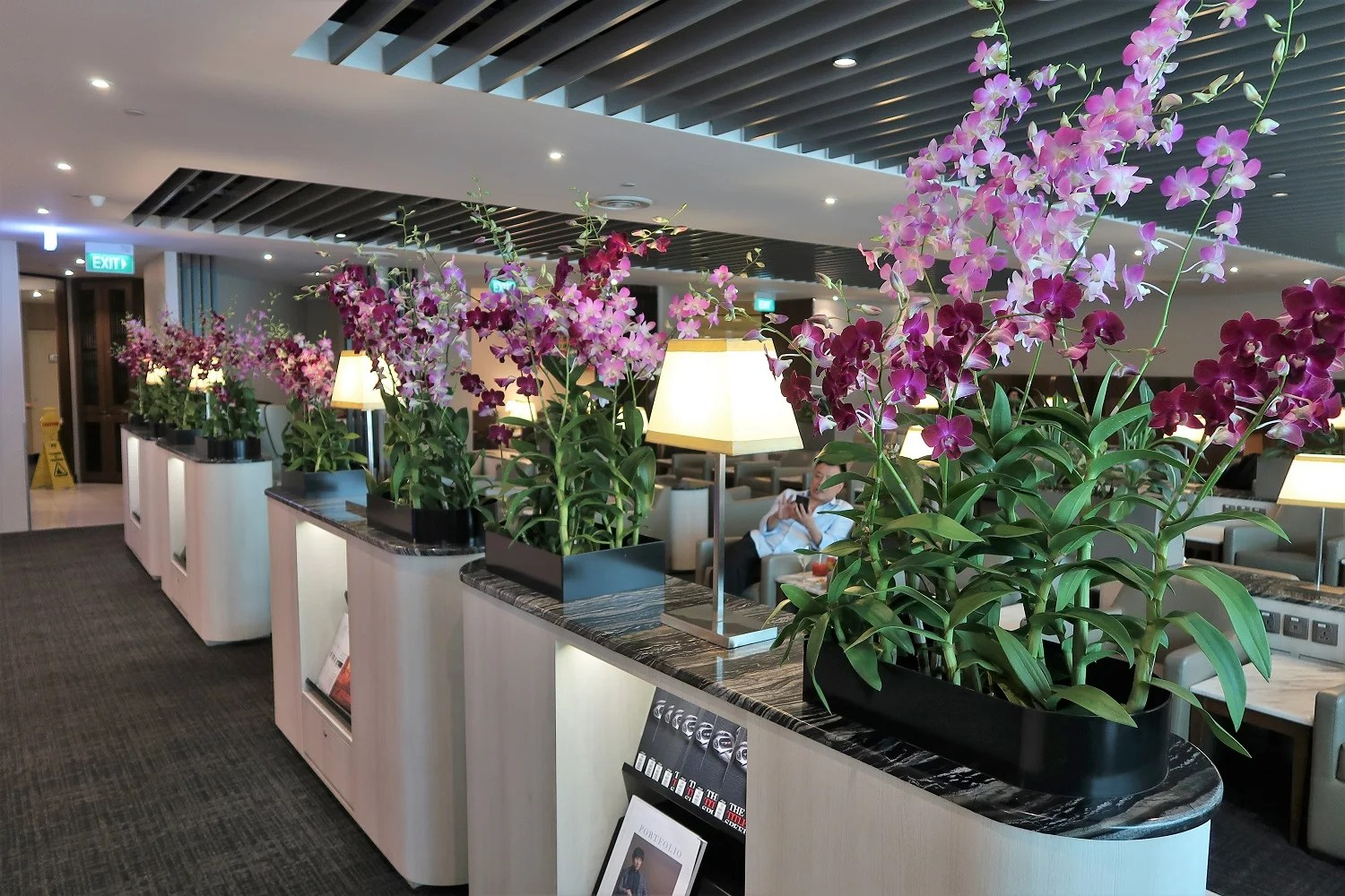 Review: SATS Premier Lounge in Terminal 2 at Singapore Changi