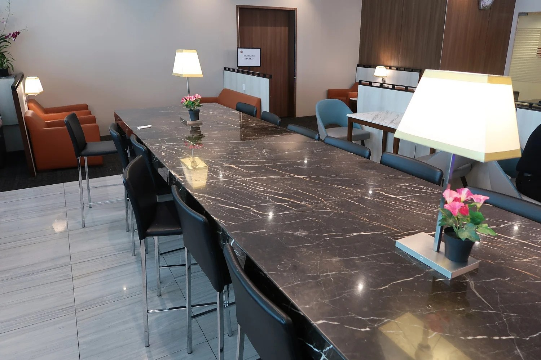Review: SATS Premier Lounge in Terminal 2 at Singapore Changi