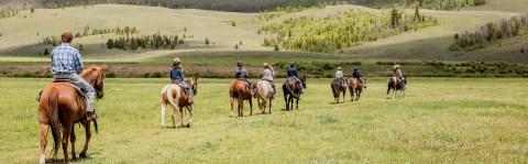 Luxury Dude Ranch Getaways in Colorado With Kids