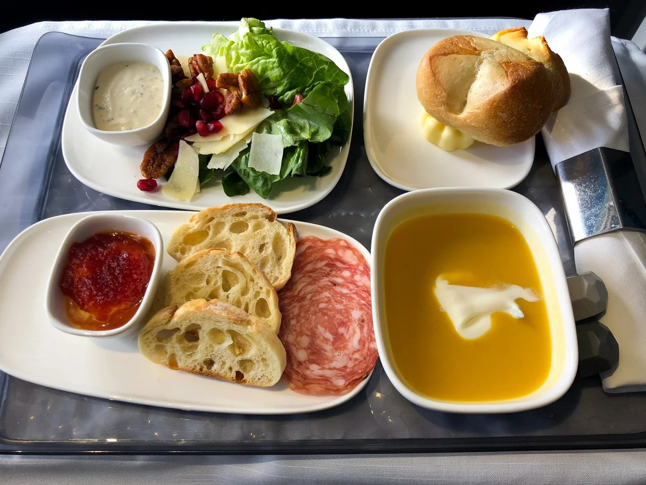 Best of the West: A Review of Delta One Suites on the A350