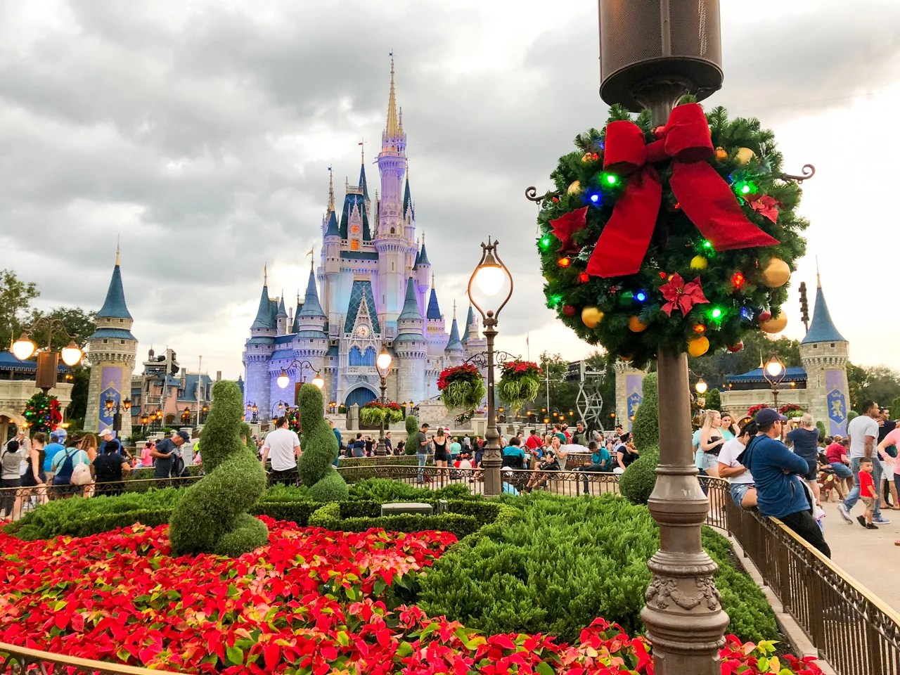 Disney World at Christmas: Peak Holiday Magic