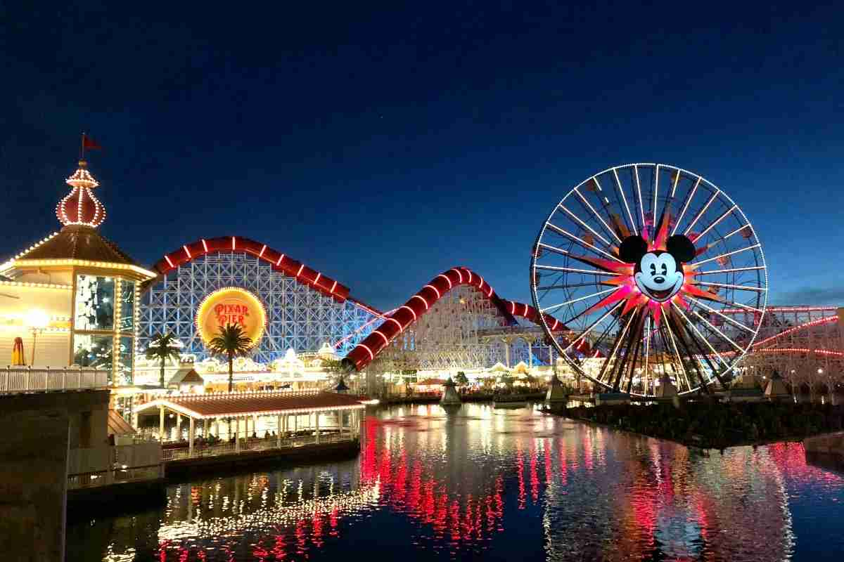 Disneyland Lines - Disney California Adventure