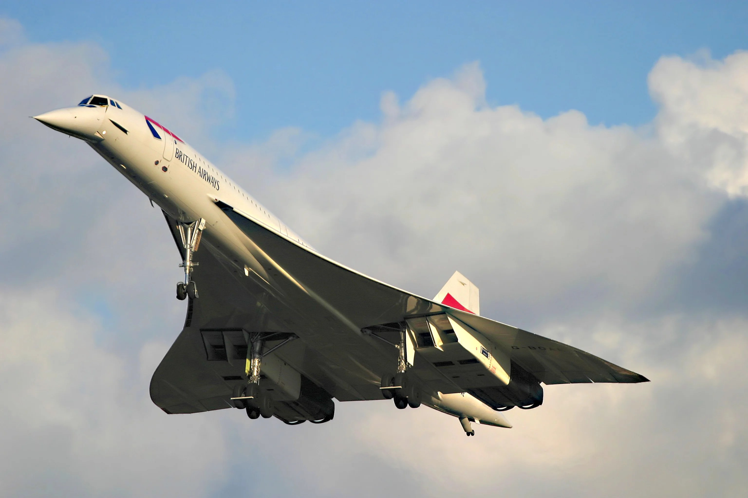 Supersonic History: What Routes Did Concorde Fly?
