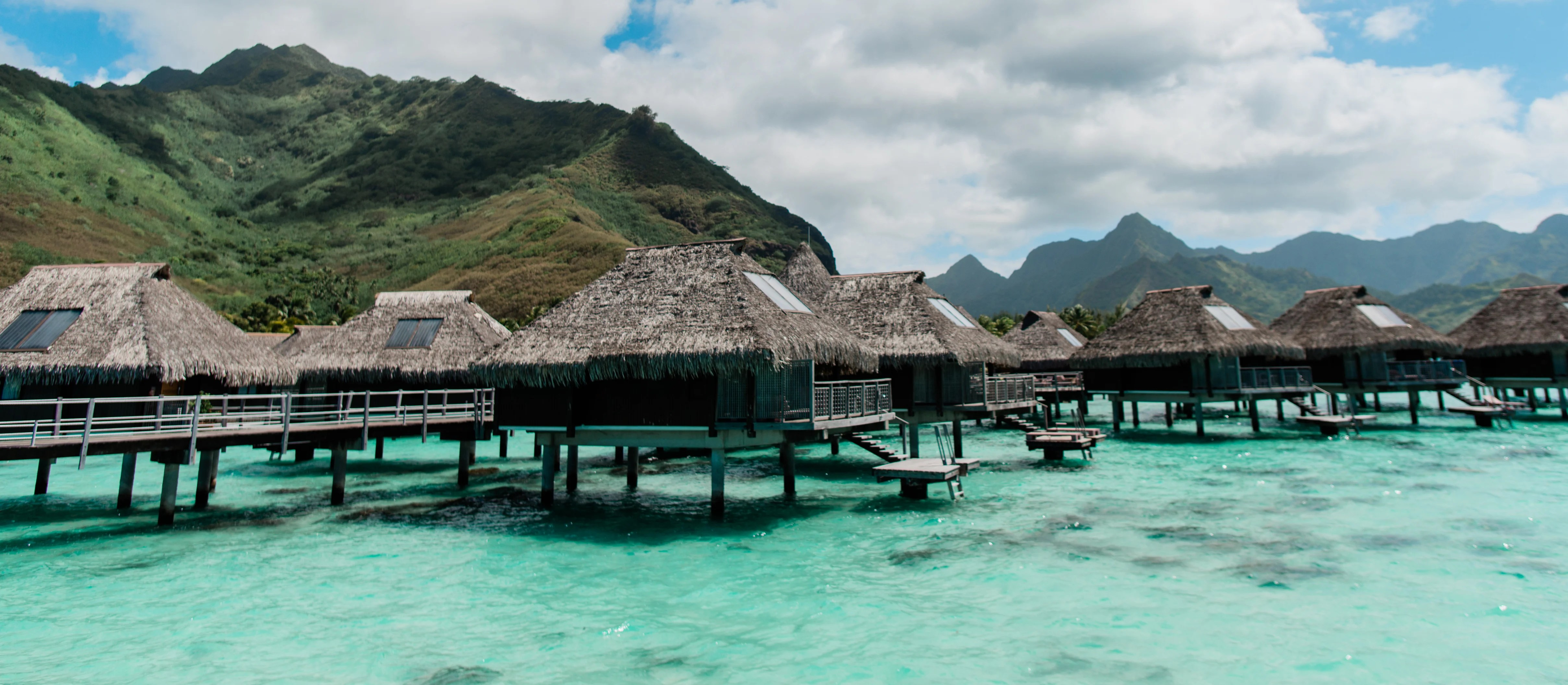 Paradise, Perfected: Hilton Moorea Lagoon Resort and Spa in French Polynesia