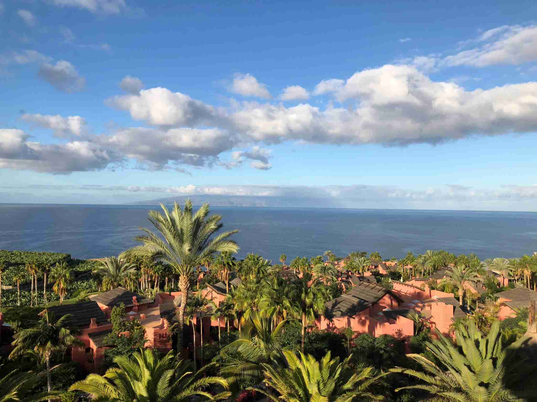 A shot of the Ritz-Carlton Tenerife in November 2018. Photo by Lori Zaino/The Points Guy