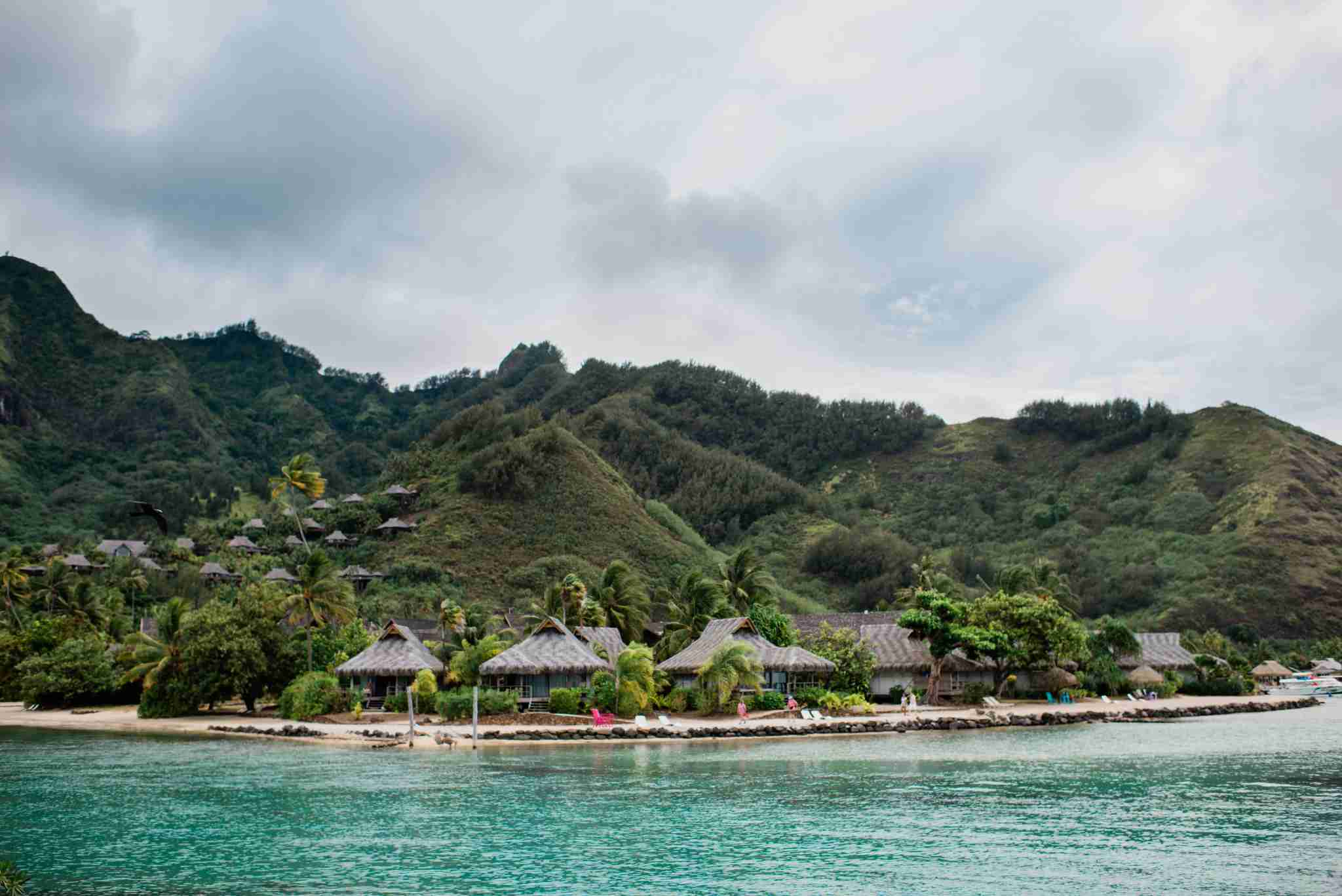 InterContinental Resort and Spa Moorea - landscape