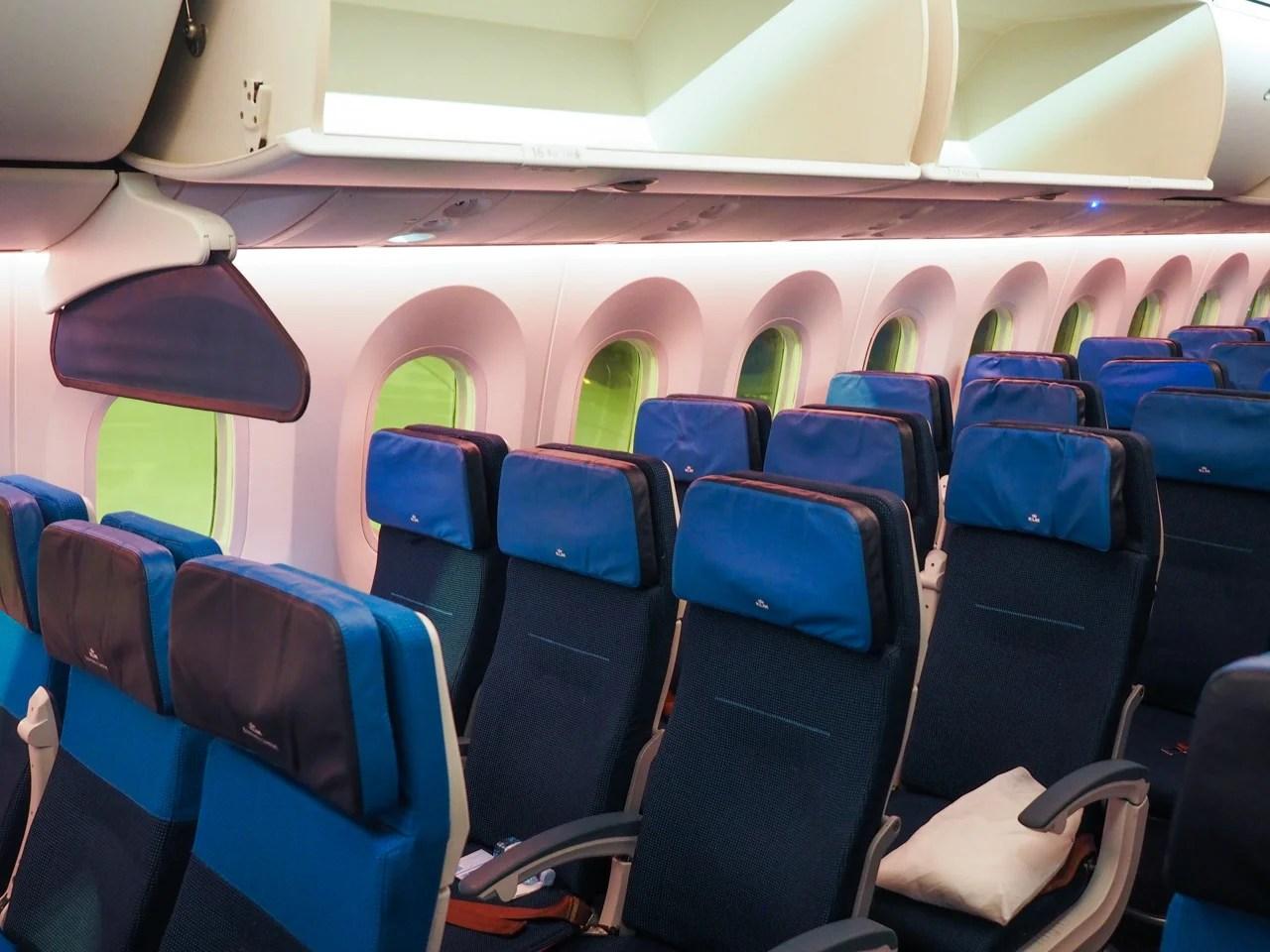 Surprising Review Klm 787 9 In Economy From New York To Amsterdam Frankydiablos Diy Chair Ideas Frankydiabloscom
