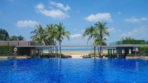 2738d004442e4e Beachy but Bland  A Review of the Phuket Marriott Resort and Spa Nai Yang