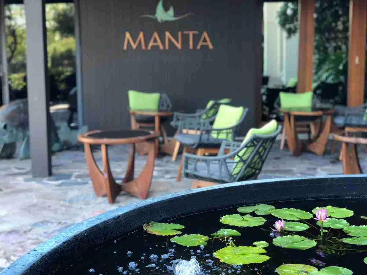 Mauna Kea Beach Hotel - Manta Restaurant