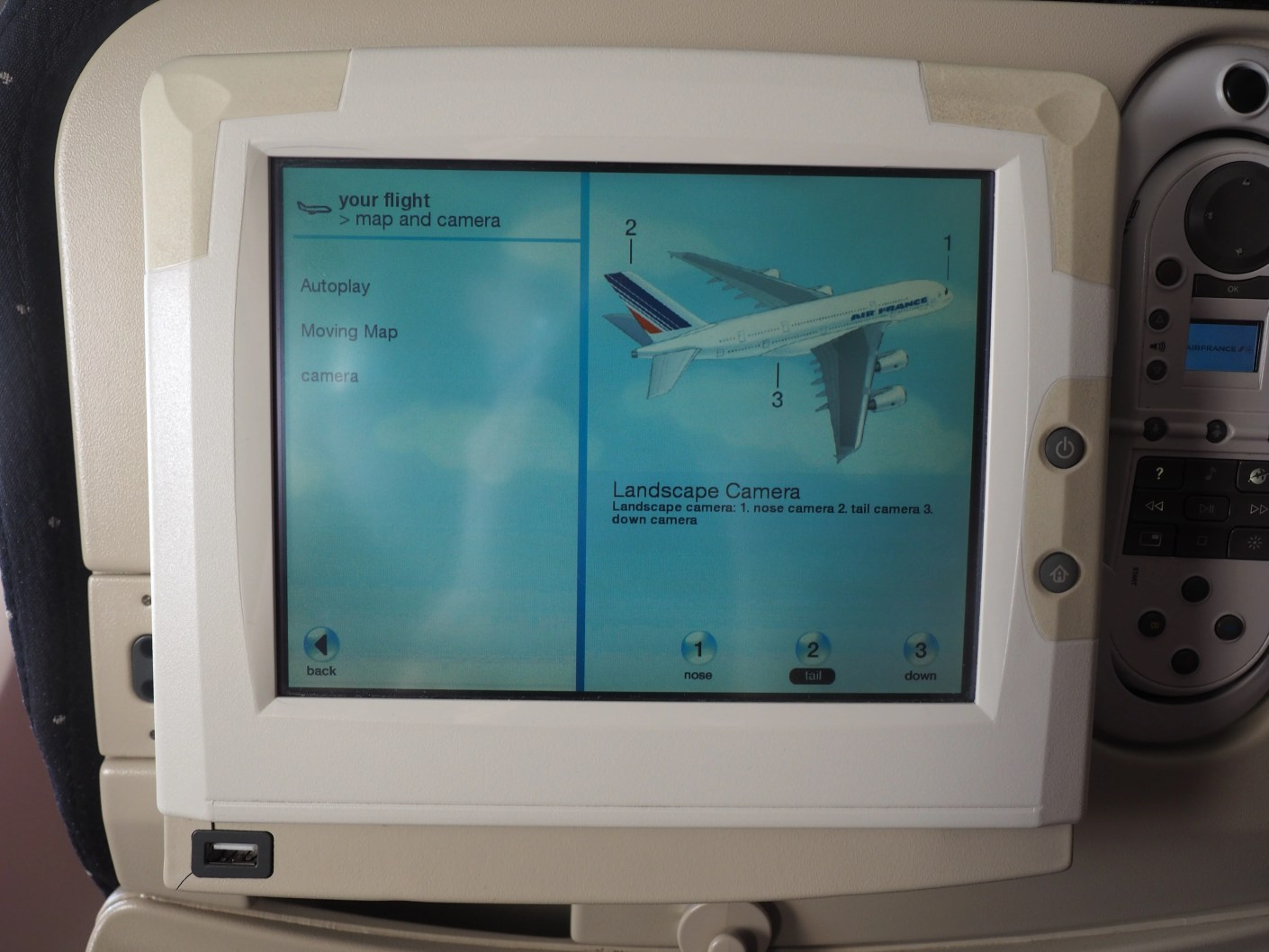 Review: Air France (A380) in Economy From Paris to New York