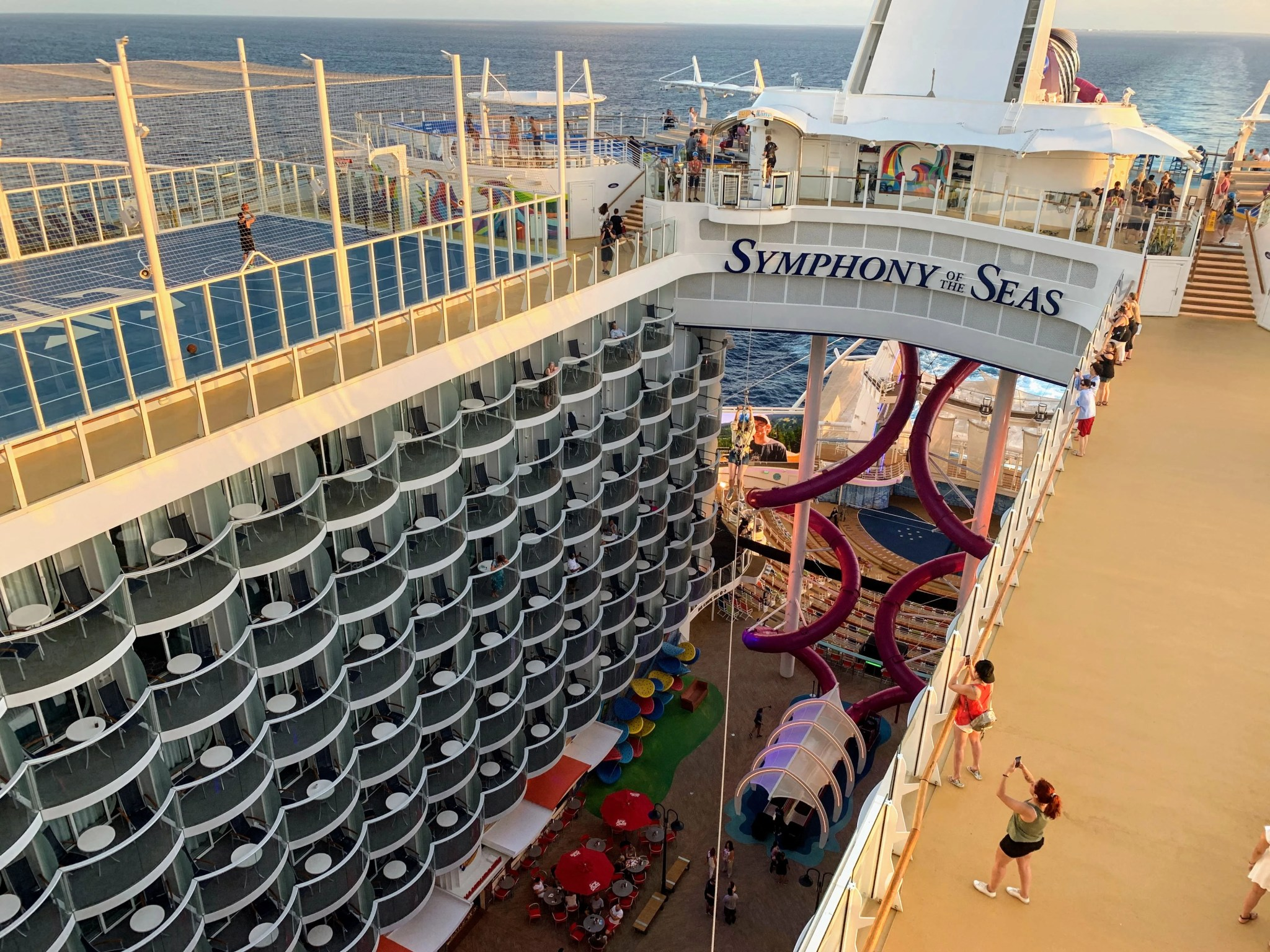 I Just Took My First-Ever Cruise on the World's Largest Ship