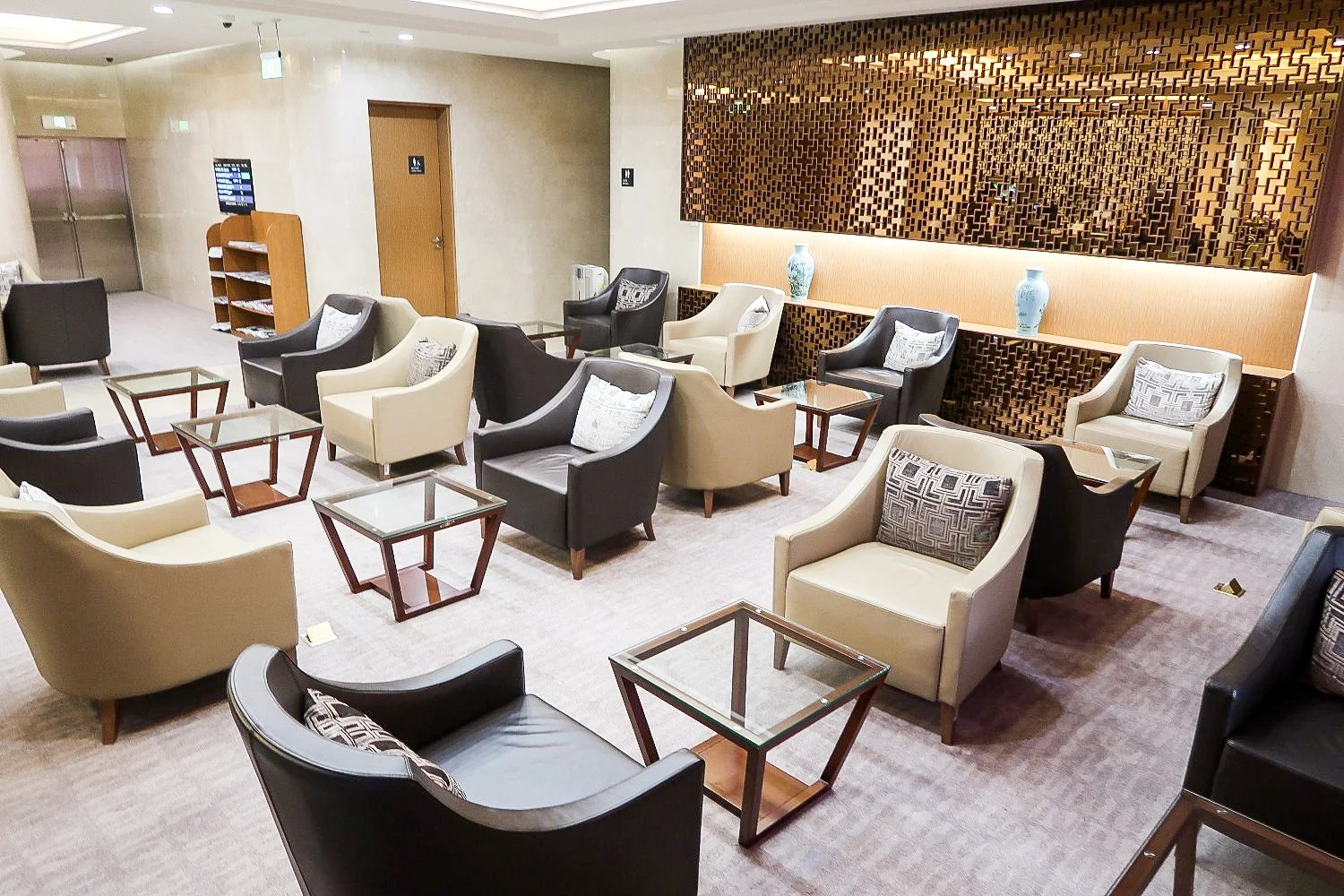Review: Air China's First Class Lounge in Beijing Airport's