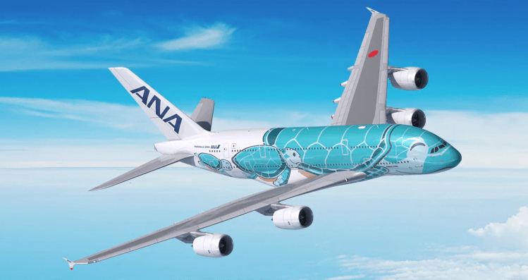 Ana To Launch A380 Flights In May Details Special Service