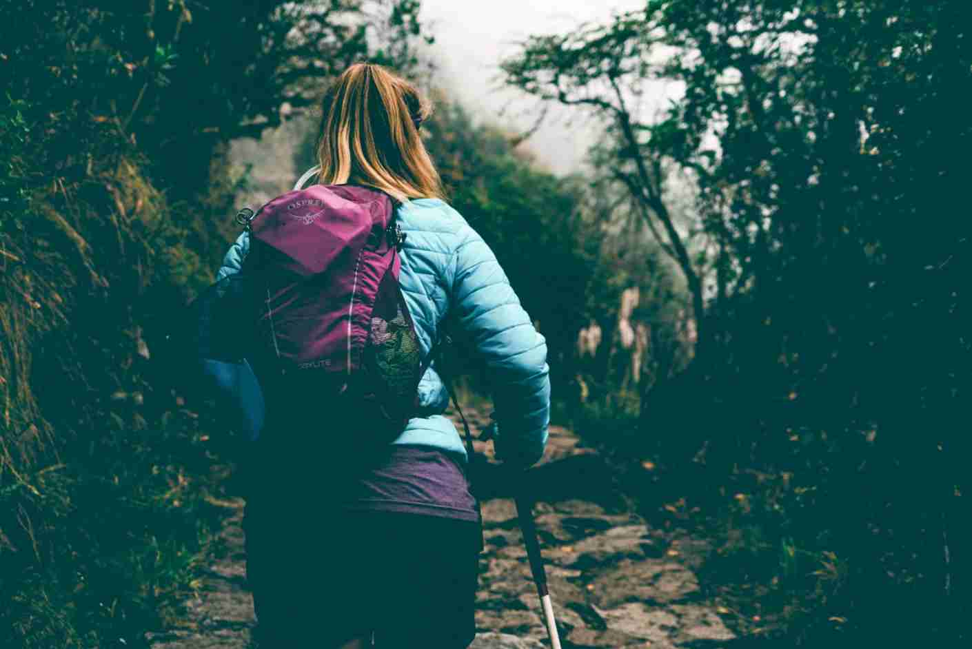 Osprey packs are well-known to be durable, solid options for backpacking trips. (Photo by Kal Loftus via Unsplash)
