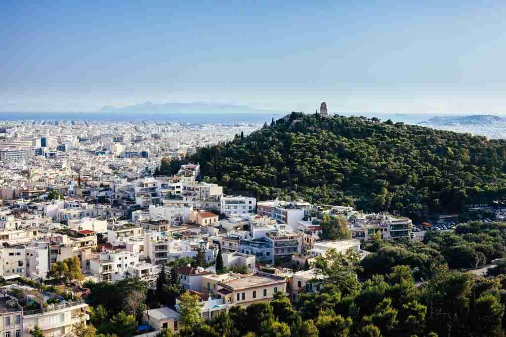 A view of Athens, Greece. (Photo by Oleksii Khodakivskiy via Unsplash)
