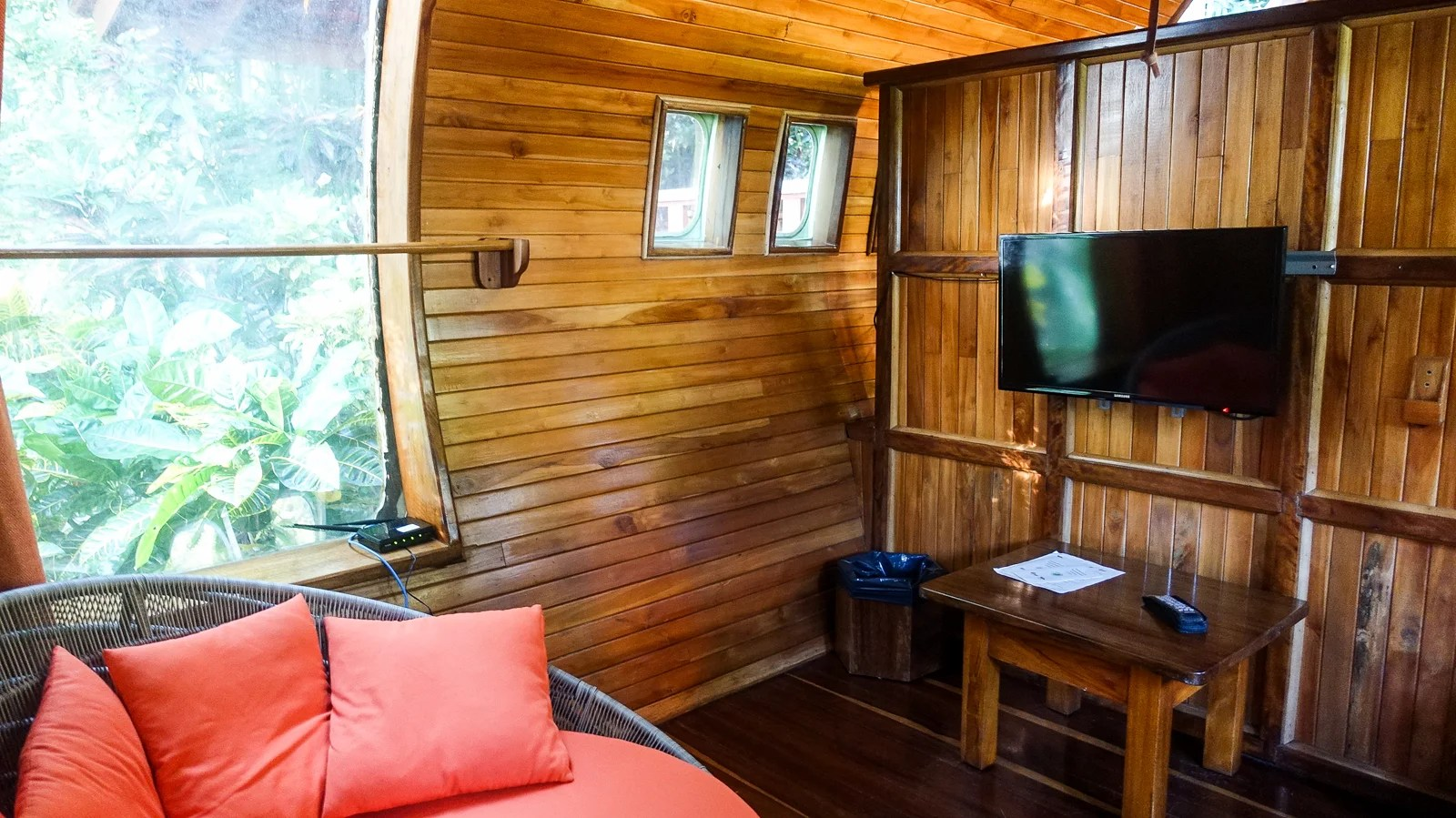 A Review of the Fuselage Suite at the Hotel Costa Verde