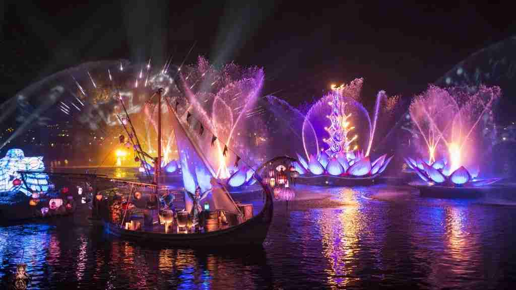 Rivers of Light courtesy of DIsney