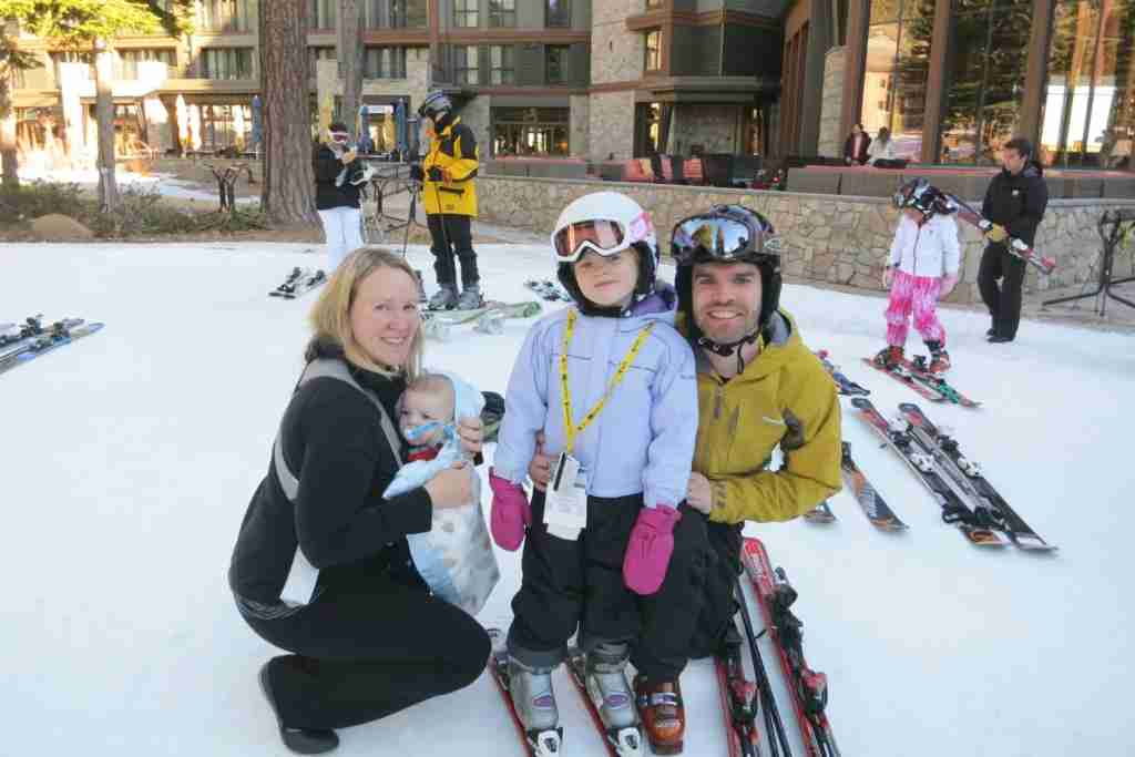 Family Friendly Tahoe Ski Resorts - Northstar Ritz