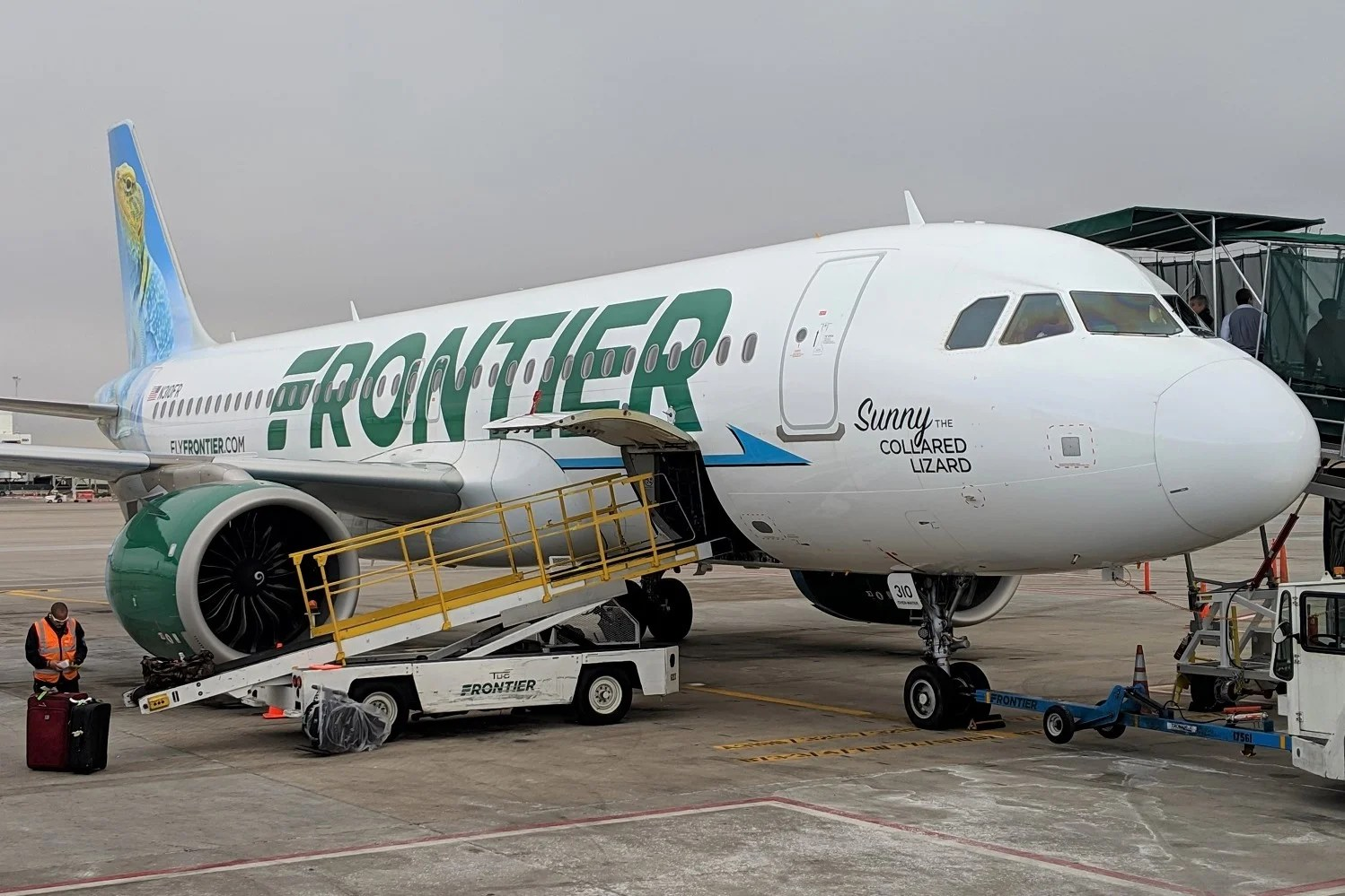 Today Only: Frontier Airlines 90% Off Labor Day Sale, Flights From $37 Round-Trip