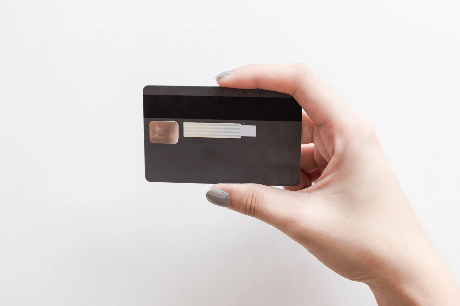 Why Do I Need to Sign the Back of My Credit Card?